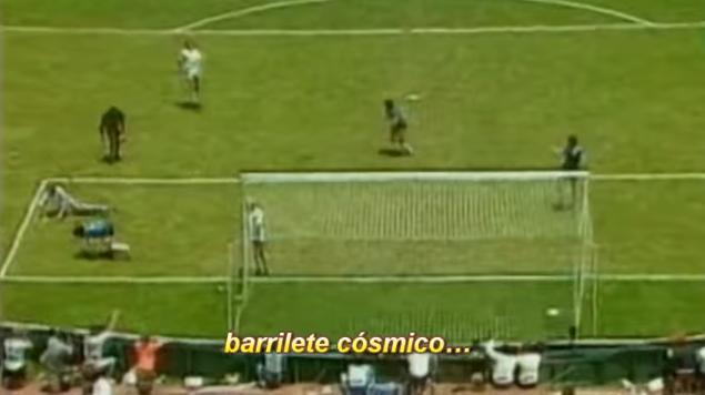 il goal del secolo di Maradona