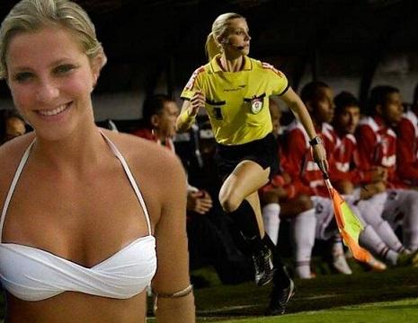 Fernanda colombo la sexy guardalinee