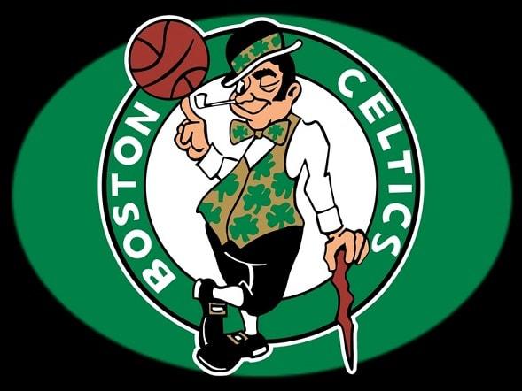 Il logo dei Boston Celtics