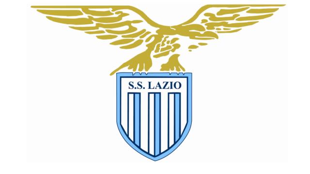 Il logo della Lazio