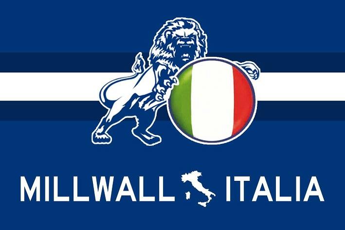 logo del fans club millwall italia